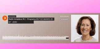 Conversación en Radio Amadeus FM 91.1