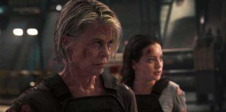 Terminator Dark Fate Scene