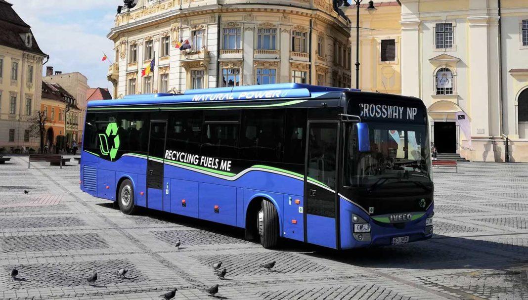 Autobus sustentable