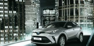 Toyota Crossover C-HR