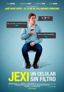 Jexi celular sin filtro
