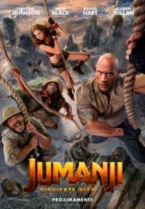 Jumanji siguiente nivel