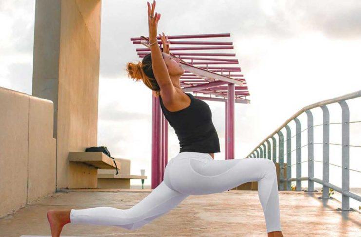 Me quedo en casa Yoga