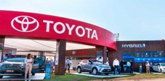 Toyota en Expoagro 2020