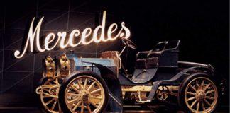 Mercedes 120 aniversario del nombre