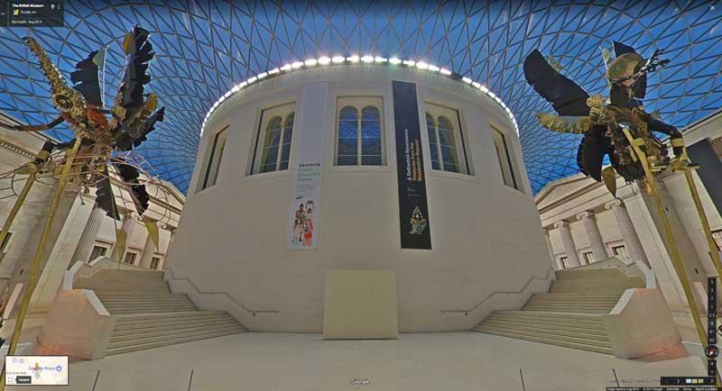 Museo Británico captura
