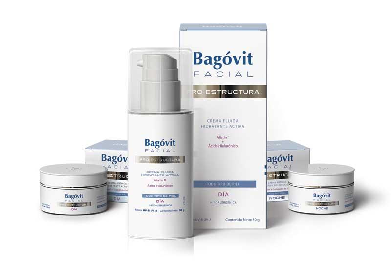 Bagovit cremas Pro Estructura